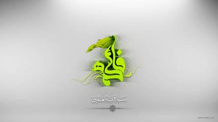 Fatima-Salamullah by gfxaf
