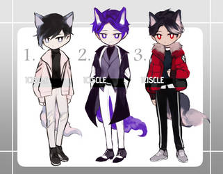 [CLOSED] Set price Cloudlet Adoptables by Iciscle
