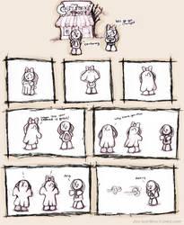 Trick or Treat part 1 by JinxBunny