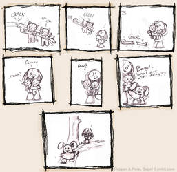Trick or Treat part 3 by JinxBunny