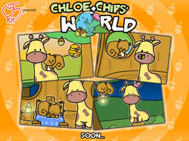 Chloe + Chips' World Preview by JinxBunny