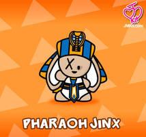 Pharaoh JinxBunny by JinxBunny