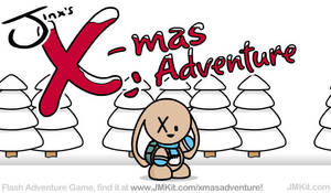 Jinx's Xmas Adventure by JinxBunny