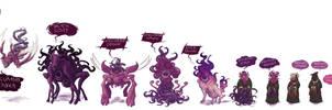 Niggurath s Faction by mrAlejoX