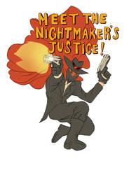 Nightmaker! by mrAlejoX