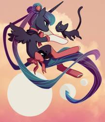 Moon Princess by sambragg