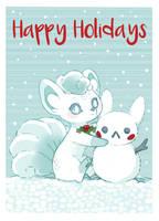 Happy Holidays by sambragg