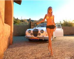 Sonoran Jaguar by 2Loose2Trek