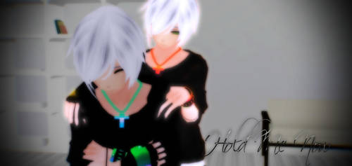 {MMD} ~Hold me now~ +Link by SanitySorrow
