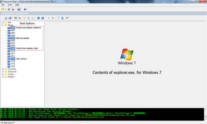 Win 7 explorer.exe map by nopd11