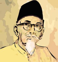 Agus Salim by ready2errupt
