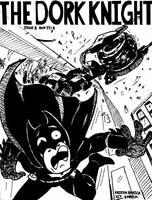 Dork Knight Cover 2 by Penguinton