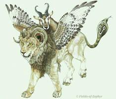 Chimaera by Fields-of-Zephyr