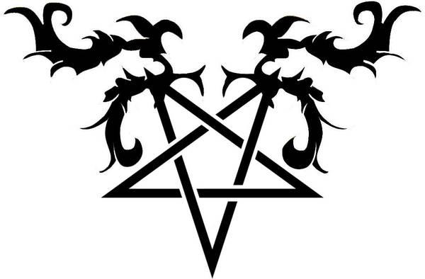 Pentagram Tattoo Art 4 By Fruchtfrosch On Deviantart
