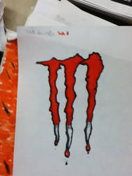 Monster Logo by Cutting-69