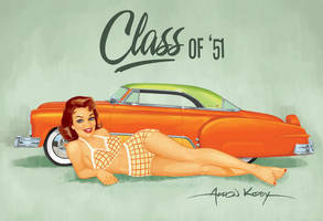 Ernst pin up by AtomicKirby