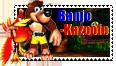Banjo Kazooie Stamp by Colhan3000
