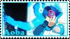 Aoba Sarageki Stamp by Colhan3000
