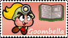 Goombella Stamp by Colhan3000
