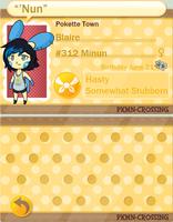 PKMC: Blaire App by Plutopian