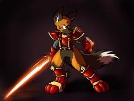 Power Armor by Virmir
