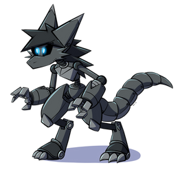 Soul Dragon Bot by Virmir