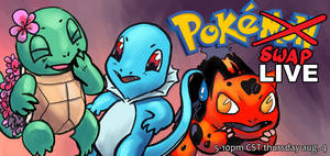 PokeSwap Stream Banner by P5ych