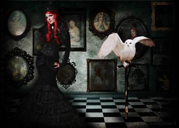 Perched Memories by KarahRobinson-Art