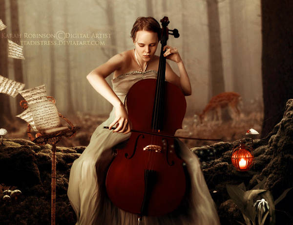 No lyrics needed by KarahRobinson-Art