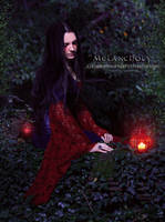 Melancholy by KarahRobinson-Art