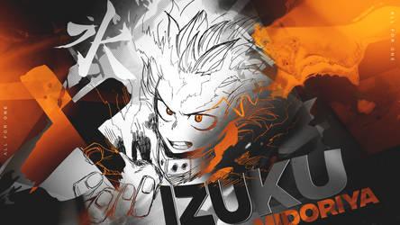 Izuku Midoriya - Wallpaper by HEAVENLY-S