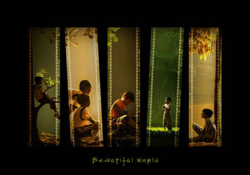Beautiful  World by hamid7