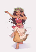 Moana by HollyBell
