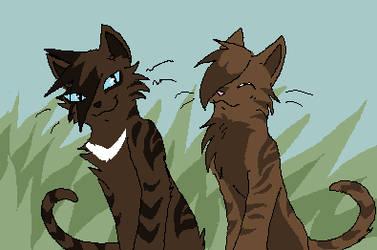 the sons of tigerstar by reaper-neko