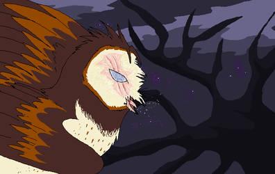 metal beak without the mask by reaper-neko