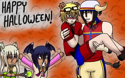 ChoRu Halloween by forestchick501