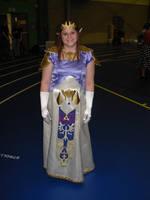 Zelda Costume by sugarpoultry