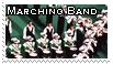 Marching Band Stamp by sugarpoultry