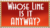 Whose Line is it Anyway by sugarpoultry