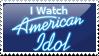 I watch American Idol by sugarpoultry