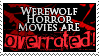 Werewolf Horror is Overrated by sugarpoultry