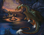 Storyteller by sugarpoultry