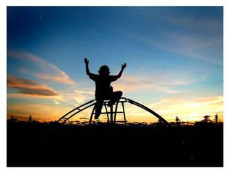 Reach for the sky by LIPAH