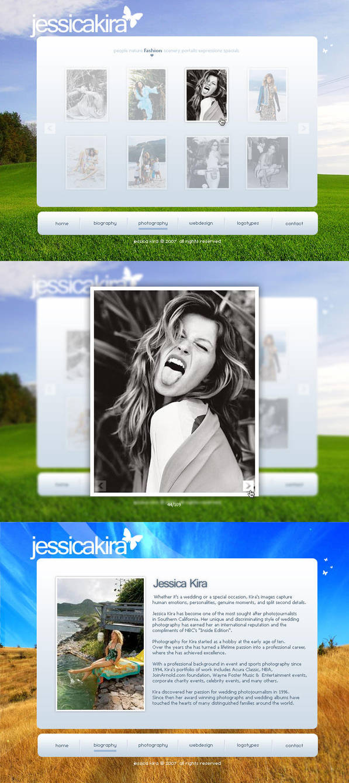 Jessica Kira by ViNz-