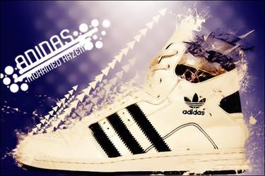 Adidas by WarGFX
