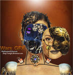 Cyborg Woman by WarGFX