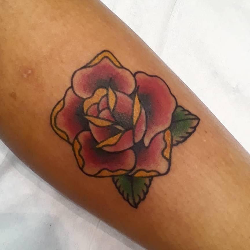 Rose by SashaWren