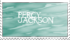 Percy Jackson Stamp by iSquirrely