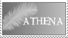 Athena Stamp by iSquirrely