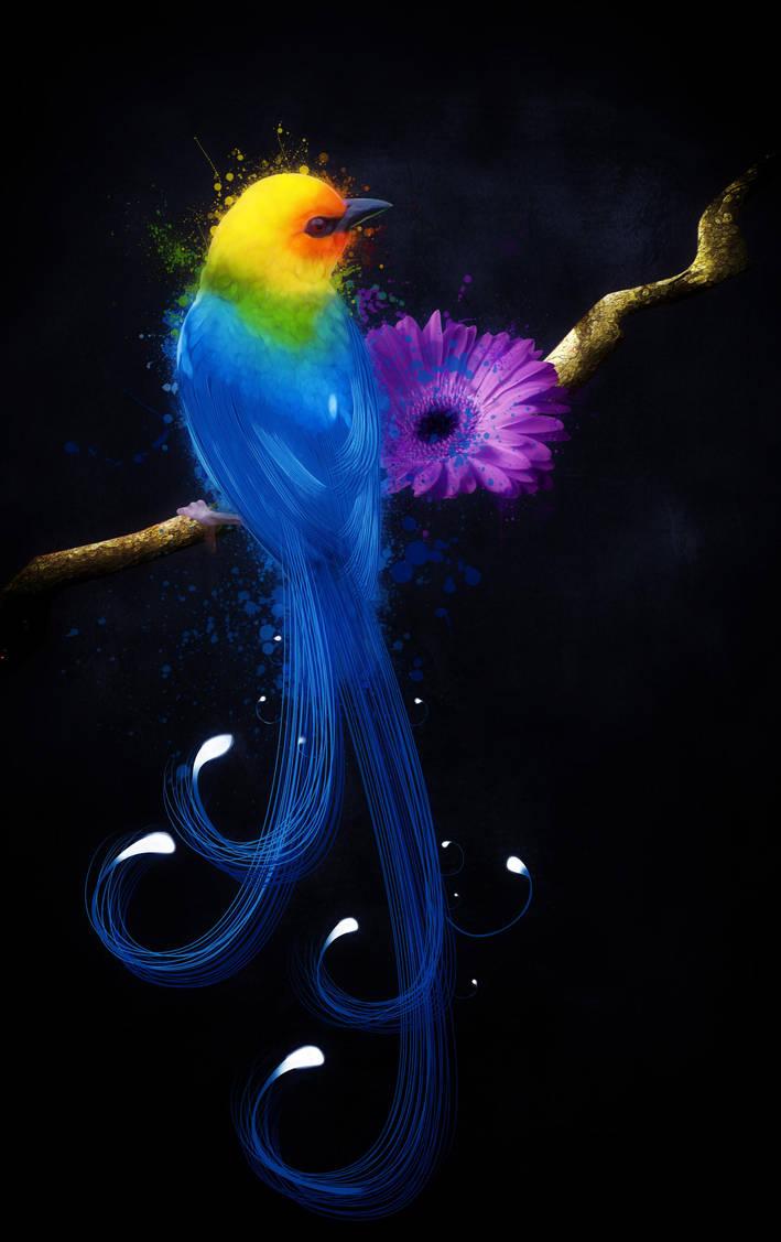 A Bird's Soul by Azzura98